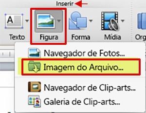 Inserção de GIF no PowerPoint para macOS