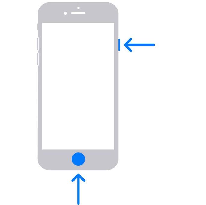 Como fazer print no iPhone