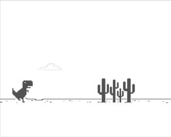 Jogo do dinossauro do Google: como jogar online 8 versões do game