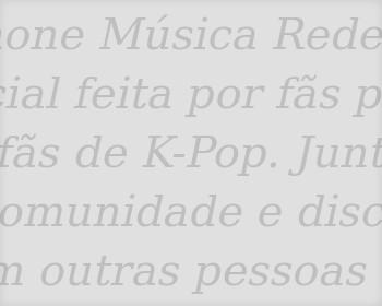 Aplicativos de K-Pop
