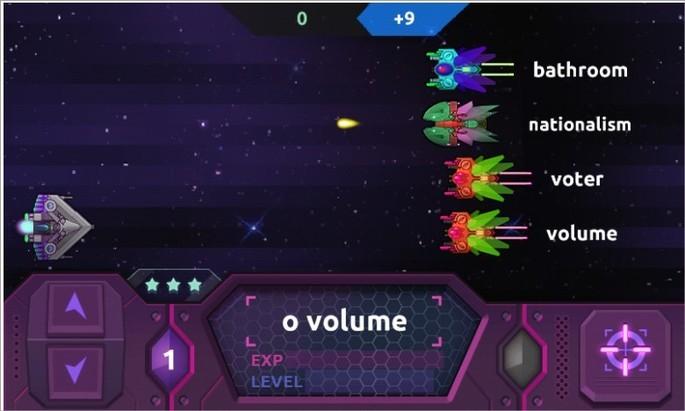 Imagem de divulgação do app de aprendizado de inglês Lingo Games