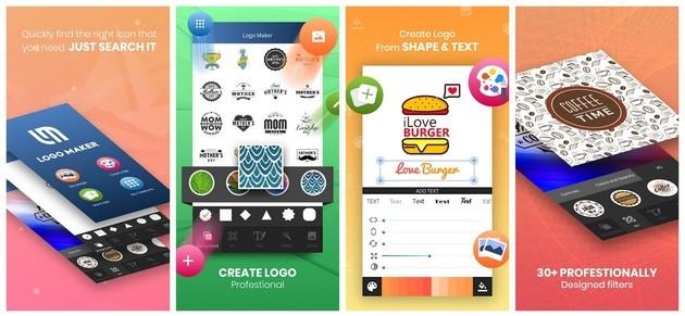 Criar logo com o Logo Designer Free