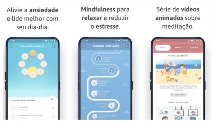 App de meditação e mindfulness Lojong