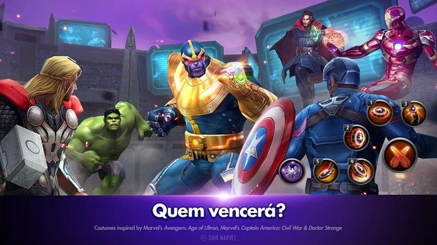 RPG MARVEL Future Fight