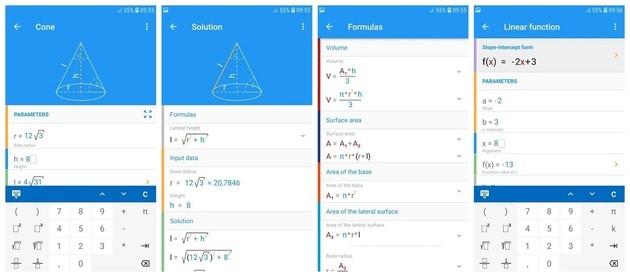 Calculadora Math Step by Step