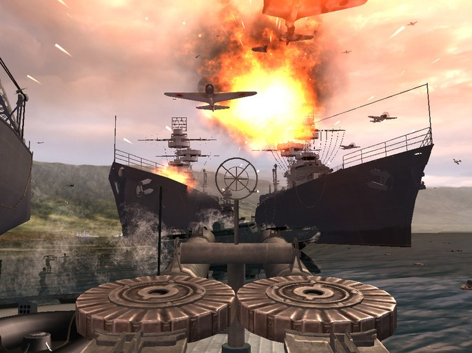 Imagem de divulgação do jogo Medal of Honor
