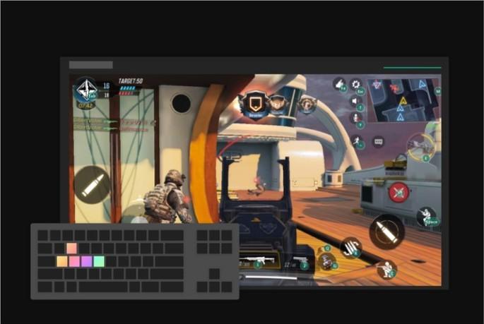 Imagem de divulgação do emulador de Android MEmu Play