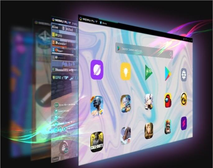 Emulador de Android para PC fraco MEmu Play