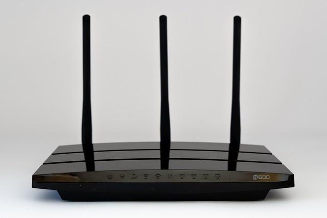 modem com 3 antenas