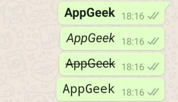 Saiba como mudar a fonte de mensagens e Status do WhatsApp