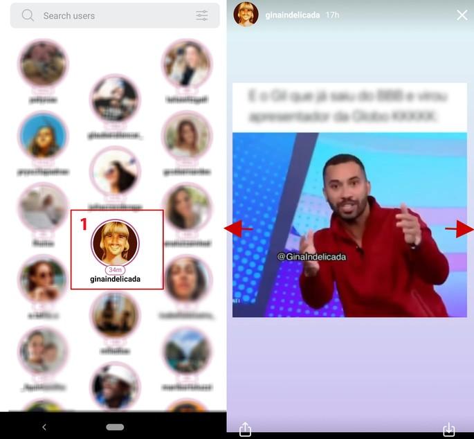 Como ver um storie sem ser visto com o app NoSeen