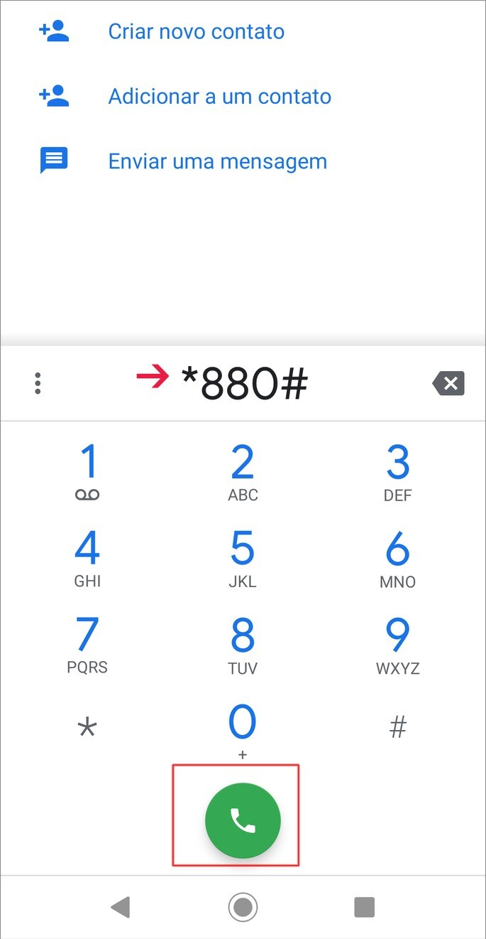 como saber meu número oi