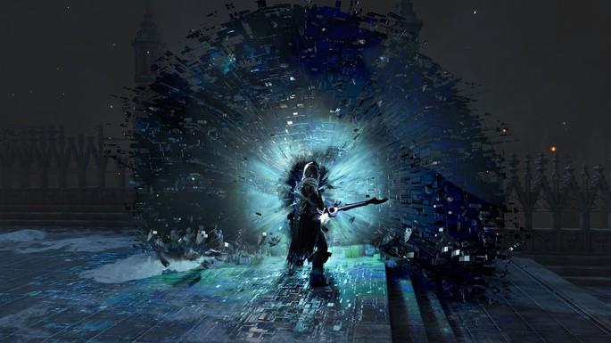imagem de divulgação do game Path of Exile