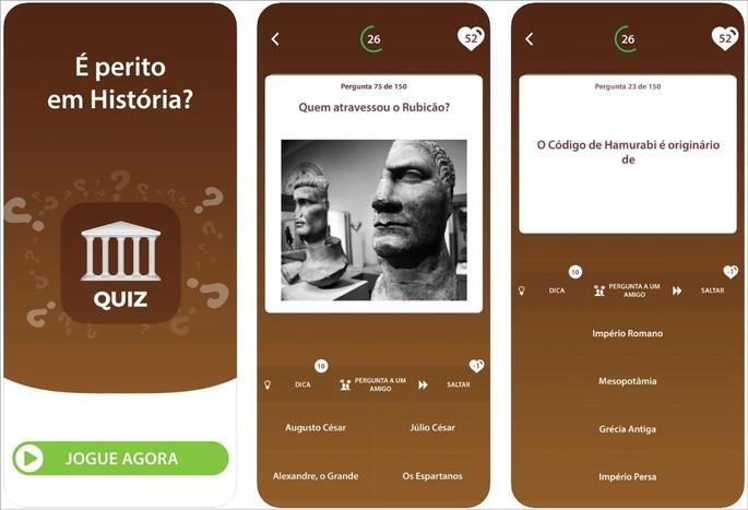 Quiz História do Mundo