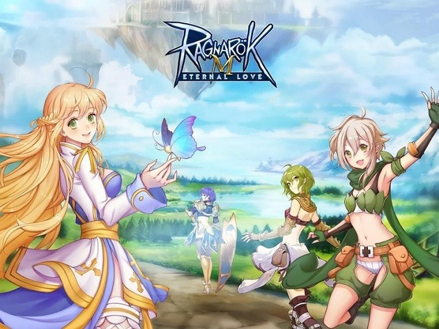 RPG Ragnarok M: Eternal Love