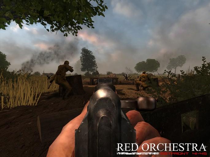 Imagem de divulgação do jogo Red Orchestra