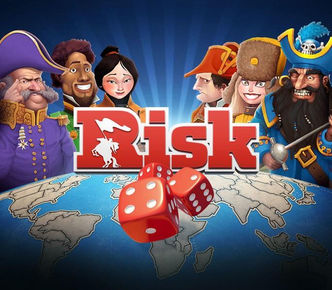 Imagem de divulgação do jogo Risk