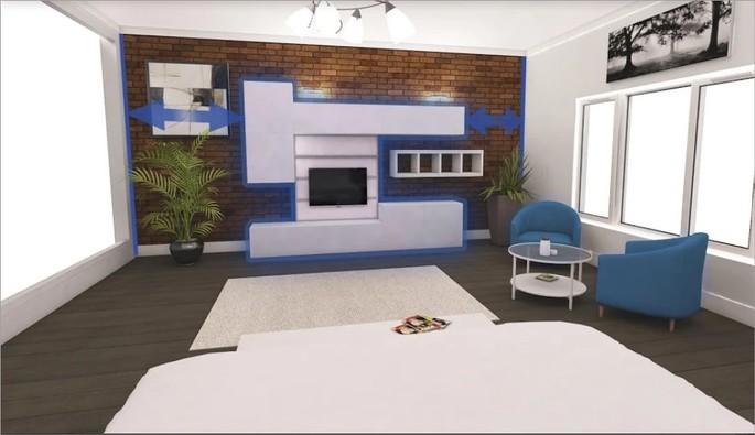 Imagem de divulgação do app Room Planner