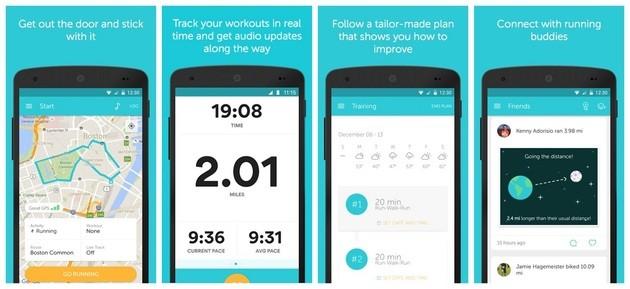 Monitorar corrida com o RunKeeper