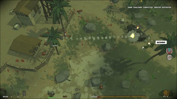 Imagem de divulgação do jogo Running with Rifles