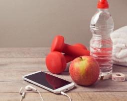 Aplicativos de Saúde e Fitness