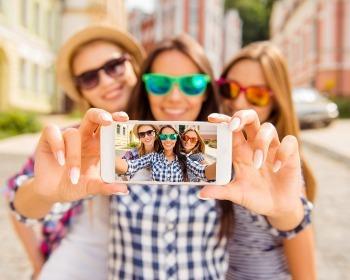 Aplicativos de Selfie