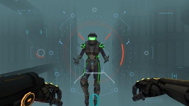 Jogo em realidade virtual VR Sky Fighter