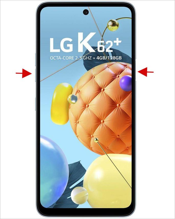 Como fazer hard reset em um smartphone da LG