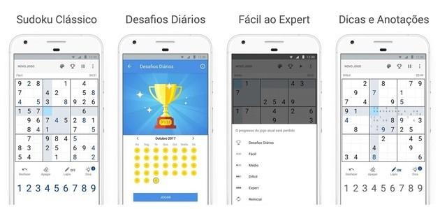 App de lógica Sudoku