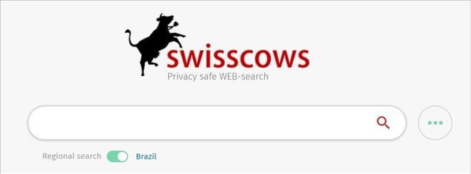 Home do  buscador Swisscows