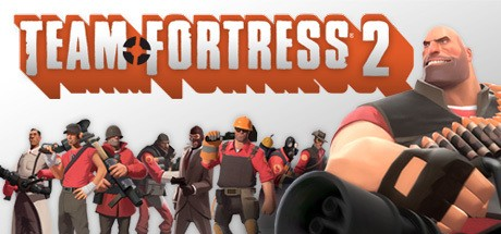 Imagem de divulgação do jogo de FPS Team Fortress 2