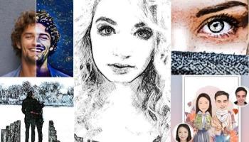 8 aplicativos para transformar suas fotos em desenhos