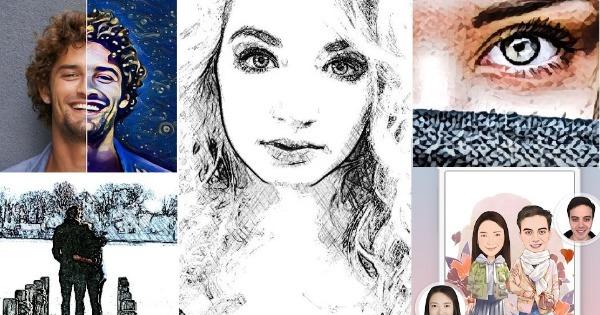 7 Aplicativos Para Transformar Suas Fotos Em Desenhos Appgeek