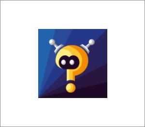 ícone do bot de jogos de perguntas e respostas para Discord TriviaBot