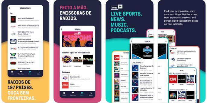 TubeIn Radio