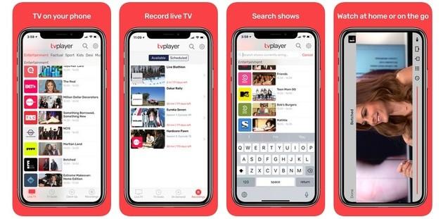 TV Player - Aplicativos de Assistir TV
