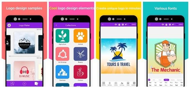 Criar logo com o Ultimate Logo Maker
