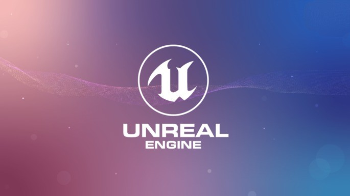 Imagem de divulgação do Unreal Engine