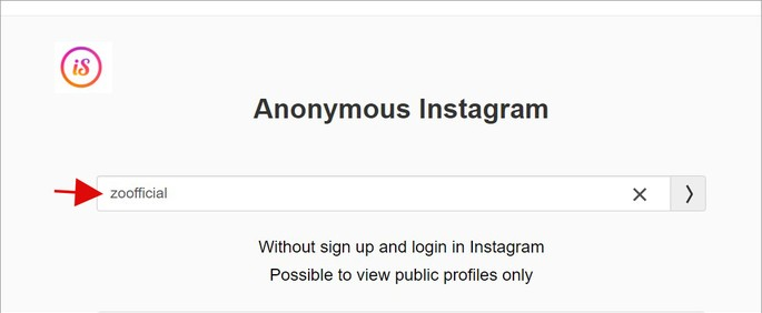 Site que permite ver stories do Instagram anonimamente