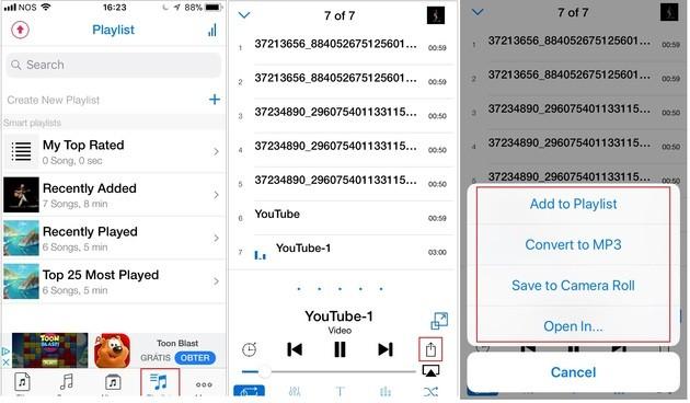 Video Saver Passo a Passo 2 - Aplicativos para baixar vídeo no iPhone
