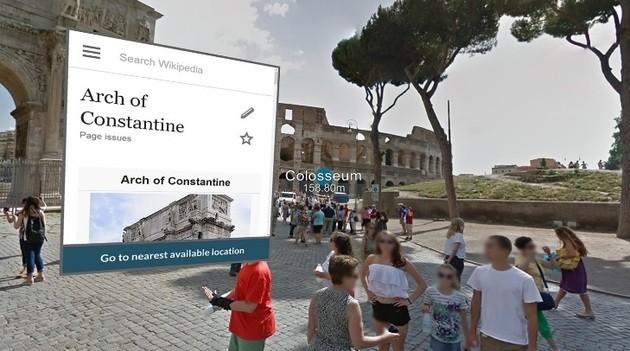 Realidade virtual VR com o VISO Places