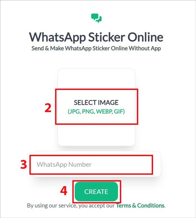 Como criar figurinha do WhatsApp online
