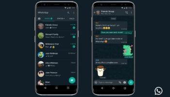 Como ativar o modo escuro do WhatsApp no celular e no WhatsApp Web