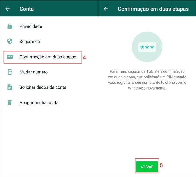 Como saber se o WhatsApp está bloqueado