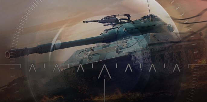 imagem de divulgação World of Tanks