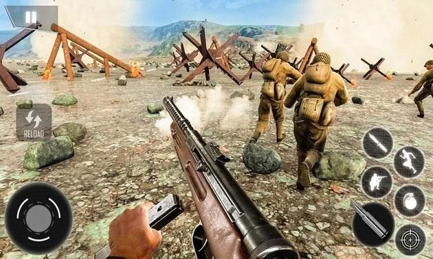 Jogo de guerra World War Survival
