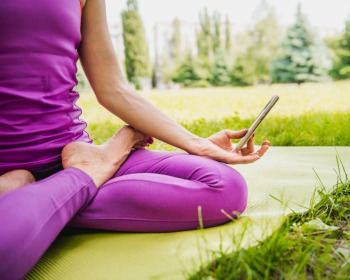Aplicativos de Yoga