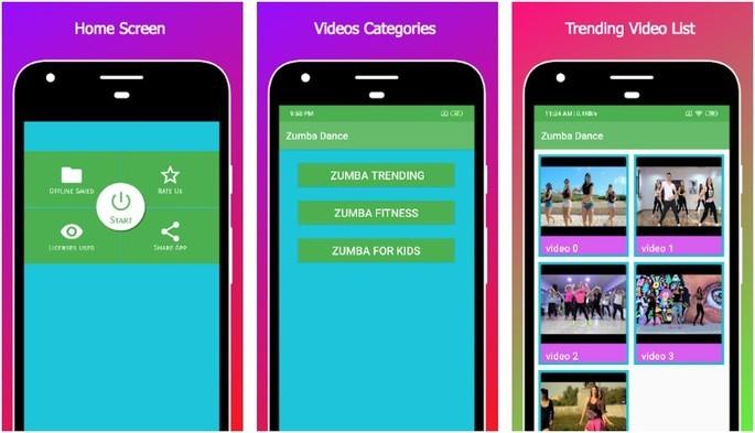 Zumba Dance Offline & Online