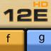 Imagem do aplicativo 12E Calculadora Financeira para iPad