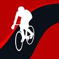 Imagem do aplicativo Runtastic Road Bike GPS Tracker para Ciclismo